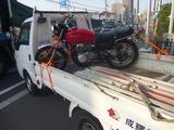 浜松398引取り納車