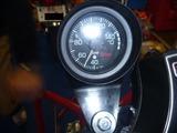 油温計取付け完了 (2)