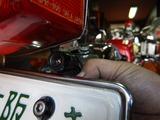 わらしべ号前後ドライブレコーダー取付け (2)