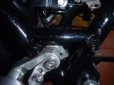 500cc化計画フレーム補強