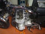 1604071号機オイル漏れ修理 (2)