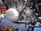 黄色い君レーサーエンジンACGと新型強化オイルポンプ