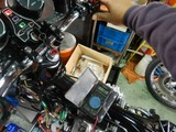 CB400国内398cc京都K様電装系チェック (8)