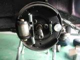 BUBU505-Cブレーキシュー修理 (2)