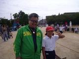 姪の運動会 (2)