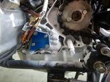 大阪T様CB400Fオイル漏れ修理210720 (9)