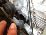 高槻O様CB400吸気系分解チェック210616 (4)