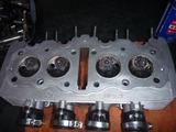 レーサーVer2シリンダーヘッドカーボン除去 (1)