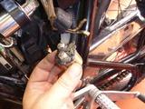 セルモーター不良修理 (1)