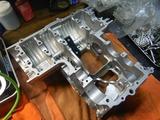 CB400F20号機用エンジン腰下下拵え210104 (1)