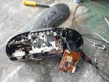 壊れたラジオ