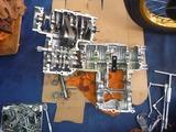まっきーレーサー号エンジン部品取り分解 (4)