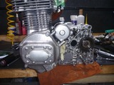 まっきーレーサーエンジンVer2搭載準備完了 (2)