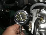 圧縮圧力チェック (1)