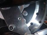 三代目号速度センサー移設準備 (2)