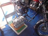 9号機エンジン復旧 (2)