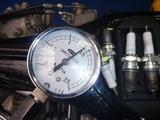 CPレーサー1号機エンジンチェック (2)
