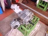 M型モンキーエンジンOH開始