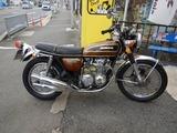 京都H号CB550F油温センサー交換 (1)