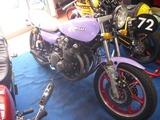 紫のZスタッドボルト折れ (1)