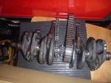 1号レーサーエンジン組立て (1)