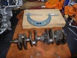 160312CPレーサー1号機クランク測定