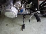 大阪T様CB400Fオイル漏れ修理210720 (11)