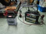 名古屋I様CB400バッテリー交換充電 (2)