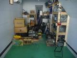 ガレージの整理 (1)