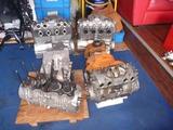 作業待ちのエンジン達151029 (1)