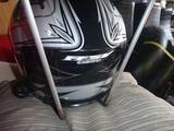 サーキット用ヘルメットホルダー製作 (4)