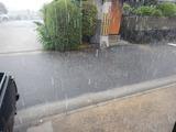170806のゲリラ豪雨 (2)