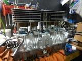 CB400F国内408ccCP20号機エンジン仕上げ (9)