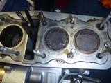 ベホリレーサー号エンジンブロー破損チェック (5)