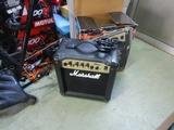 エレキギター用アンプ入荷 (1)