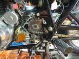 CB400国内398ccCP25号機不足部品入荷取付 (2)