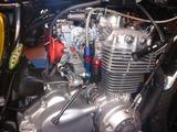 CP1号レーサー油圧クラッチ化 (2)