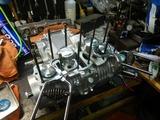 21号機用エンジン腰下組み立て (4)