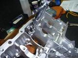 398エンジン下拵え (2)