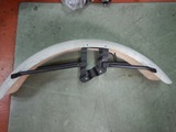 RCレーサー風CB400F用フロントフェンダー製作計画 (1)