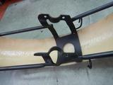 RCレーサー風CB400F用フロントフェンダー製作計画 (3)