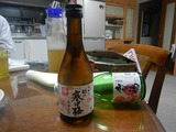 金沢地酒呑み比べ第二ラウンド (3)
