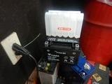 ZRX400H号用新品バッテリー充電