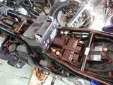 XJR400納車整備 (2)