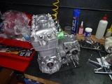 CPレーサーエンジン完成