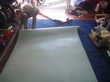 店内床張替え (2)