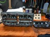 沖縄A様CB400シリンダーヘッドポート研磨準備210627 (2)