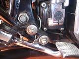 Z2ブレーキ周り整備 (1)