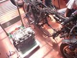 まっきーレーサーエンジン搭載 (2)