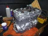 H号エンジン組立て開始 (4)